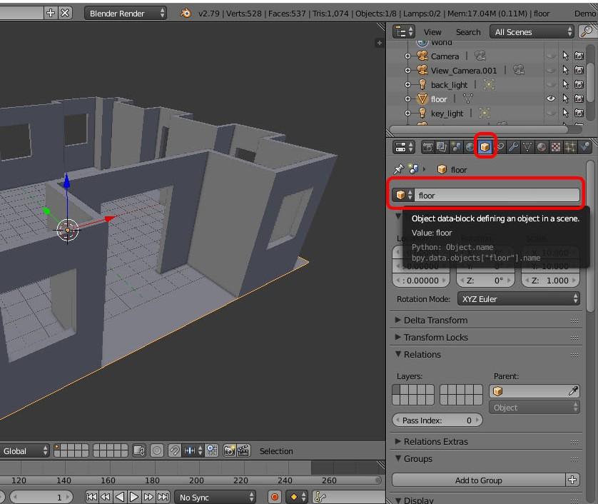 How to model a house in blender 3D software | GodReign Dreamworks