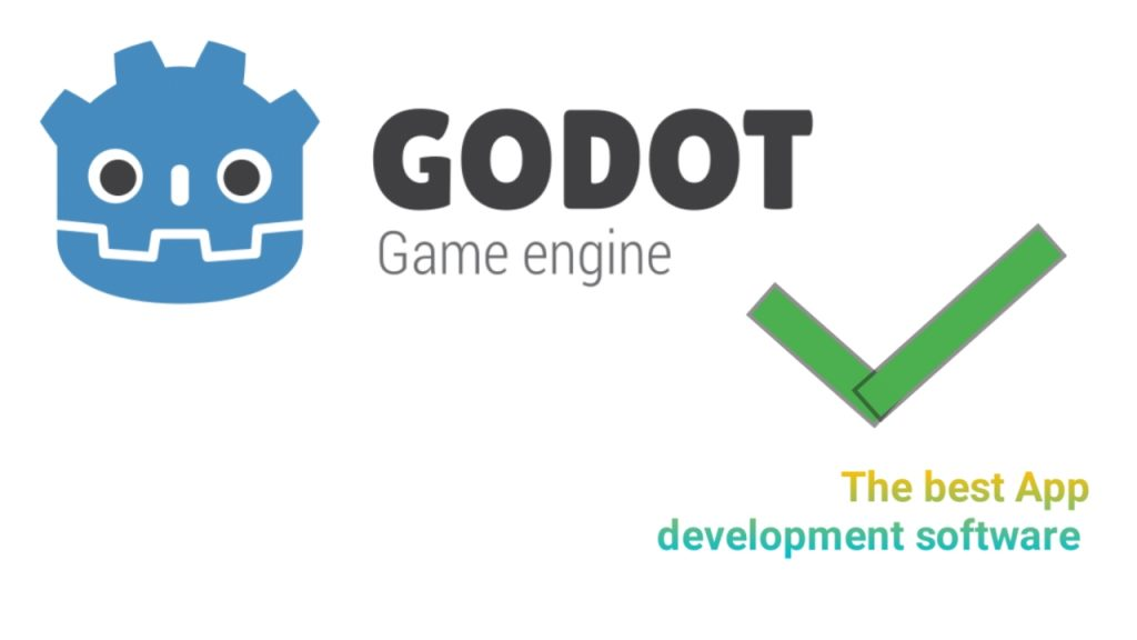 Godot engine is the best app development software and games